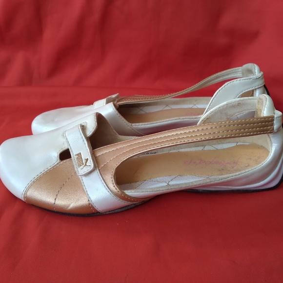 Puma Foot Petals Flats Adjustable Width